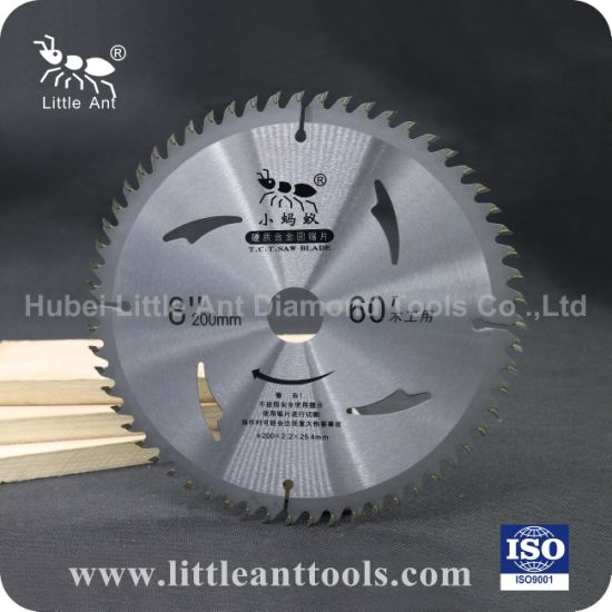 8'' Tct Saw Blade for Cutting Wood Profession Type