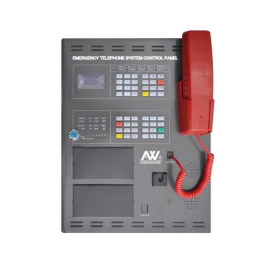 Asenware Two Bus Addressale Fire Telephone Systems