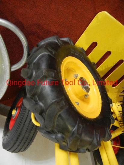 3.50-4 Rubber Wheel (3.50-4)