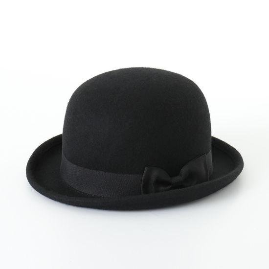 China Broen Buckaroo Felt Hat Cowboy Hat for Ladies - China Feora ... 4420618877b