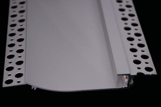 Al-C06 LED Aluminum Profile Art Downlight Indirect Lighting Cove Drywall  Plaster Architecture Recessed Linear Light