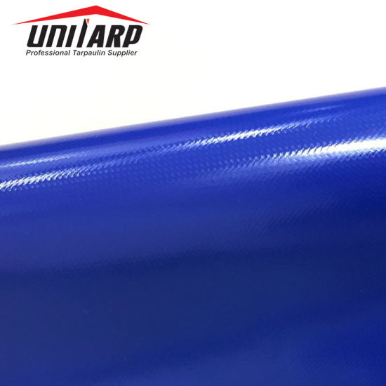 680GSM 0.55mm PVC Coated 100% Polyester Tarpaulin