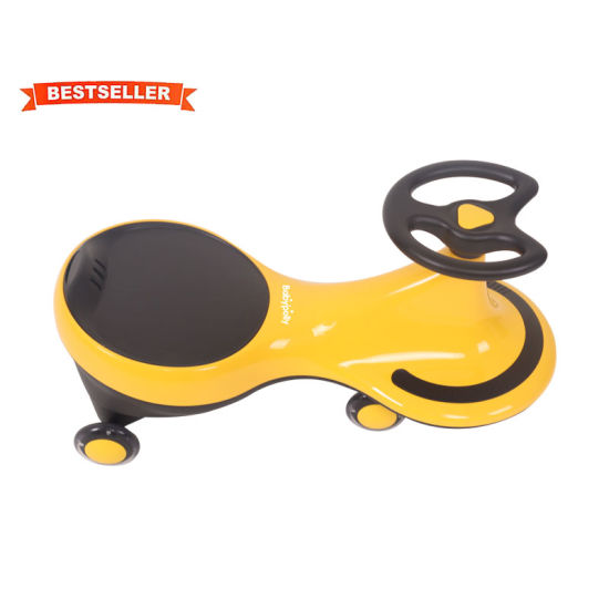 Hot Selling Promotion Kids Swing Car/Cheap Price Baby Plastic Twist Car/New Model Outdoor Plasma Ride on Toys Car for Sale