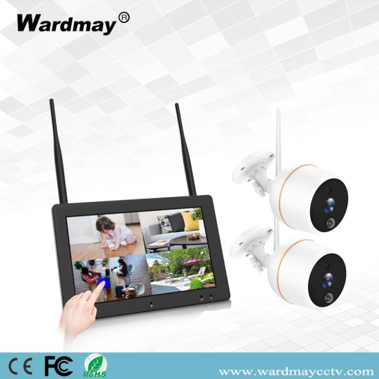 New 2CH 2.0MP WiFi NVR Kits with 7 Inch Screen