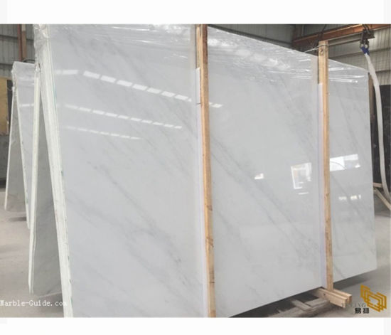 Quality Natural Stone Eastern/Oriental White Marble for Hotel Floor/Wall/Tiles