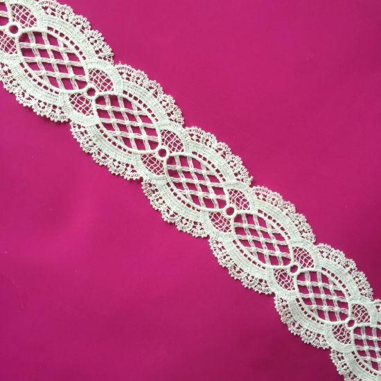 Fashion Lace Trim Nylon