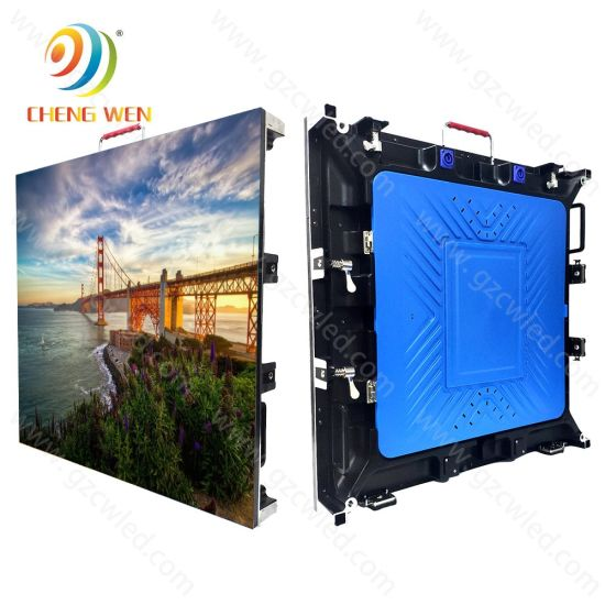 P4 Indoor Die Casting Aluminum LED Screen pictures & photos
