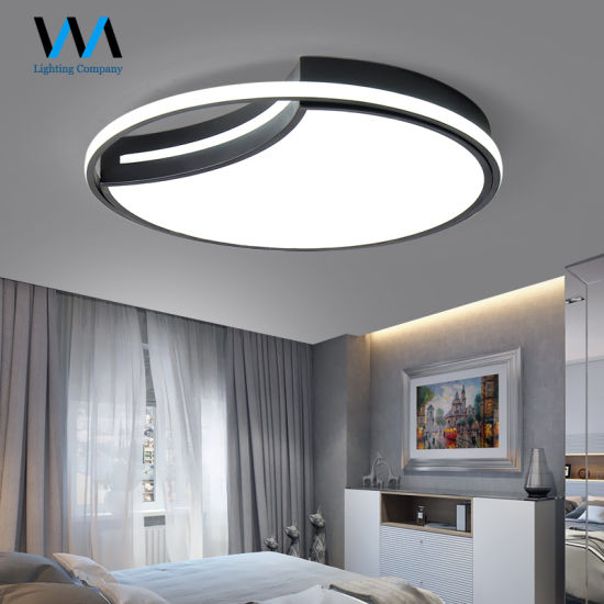 2019 New Modern Home Lighting Round Ceiling Lamp