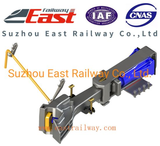 Railway Draft Gear System (coupler) for Wagon and Passenger Car