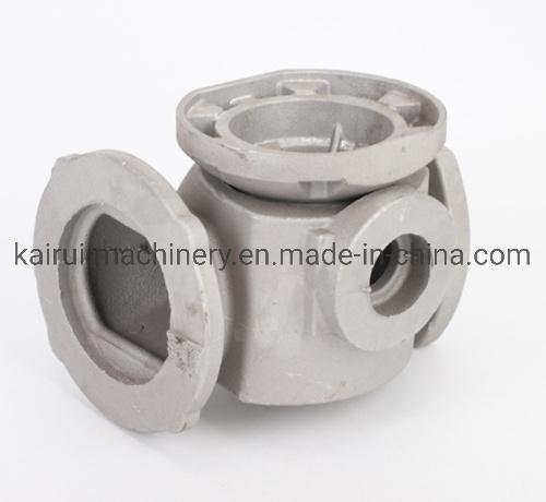 Gasoline Engine Pump Shell Precision/Investment/Aluminum Die Casting