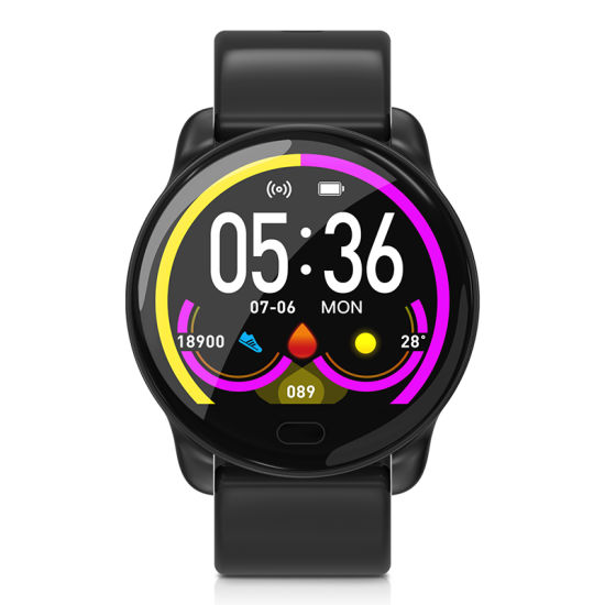 K9 Steel Hr Hybrid Smartwatch K9 Activity Fitness and Heart Rate Tracker with Connected GPS pictures & photos