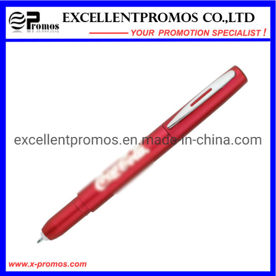 2019 Stylus Touch LED Pen Light up Logo Pen (EP-P8288)