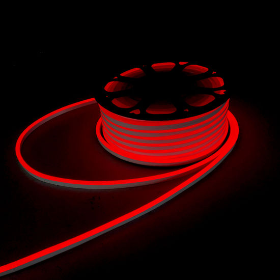 Manufacturer Wholesale RGB Outdoor Building Waterproof IP67 LED Multicolor Neon Flex Rope Tube Strip Light