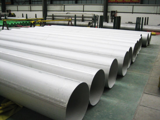 China Factory Supply Construction Welding Ss Stainless Steel Pipe