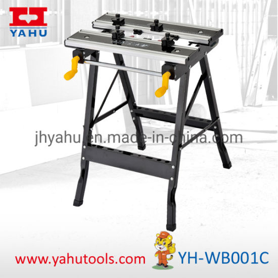Heavy Duty Metal Garage Workshop Stainless Steel Workbench Tool Workbench pictures & photos