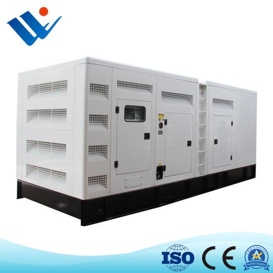 10kVA-3000kVA Electric Power Generator Diesel Genset Four Stroke Silent Generation Power Set