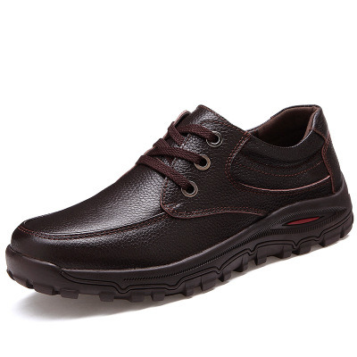 High Quality Men Fashion Casual Shoes Leather Shoes Footwear with Customized (JZ19627-9)