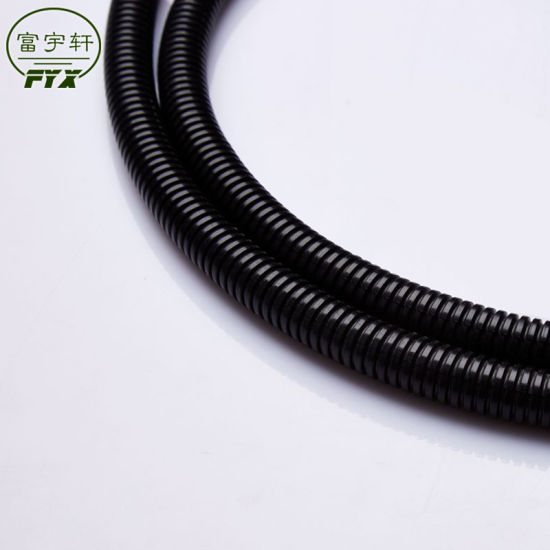 Drain Water Slotted Corrugated Pipe
