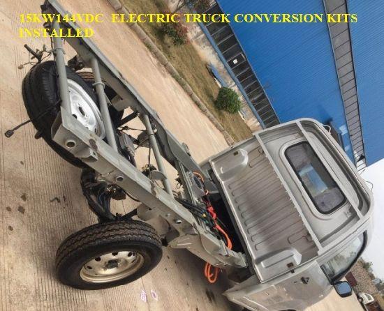 [Hot Item] 11kw EV Coche Electrico Conversion Kit De Conversion for 1500kg