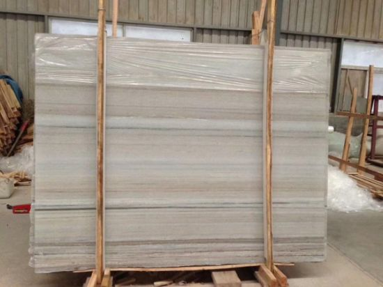 Polished Crystal Wood Stone Marble for Decoration/Kitchen/Bathroom/Wall/Floor Tile