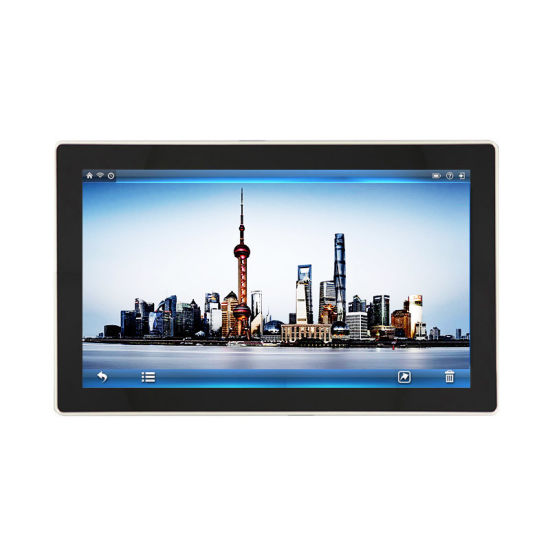 15.6 Inch Android Industrial Panel PC Metal Tablet Fanless Industrial Tablet Computer