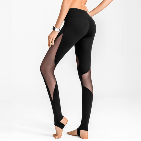 2019 Spandex Leggings Wholesale Fitness Clothing, Fitness Pants Polyamide, Leggings Sports Fitness