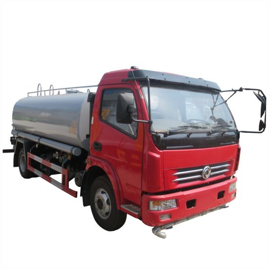 Good Quality Dongfeng 6000liters Fuel Tank Truck for Sale