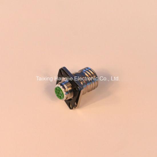 China J59920fb99pn Receptacle Straight Waterproof Circular