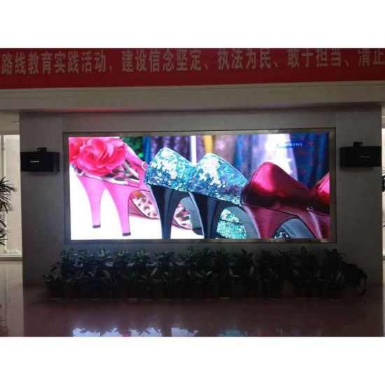 China Factory Wholesale Price P2.5 LED Screen Indoor Full Color