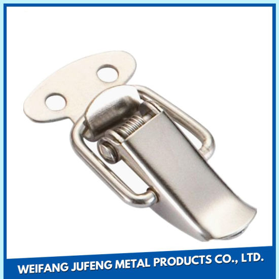 OEM Sheet Metal Stamping Belt Buckle with Galvanizing Service
