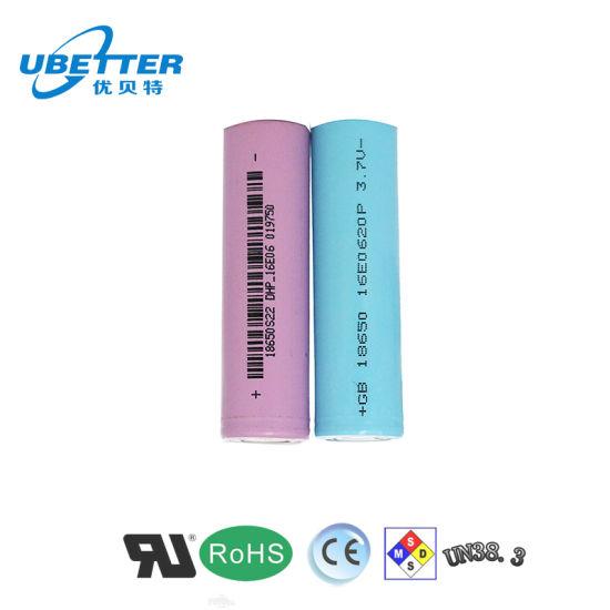 Wholesale 3.7V 2200mAh Samsung Li-ion Battery 18650 Icr18650-22f