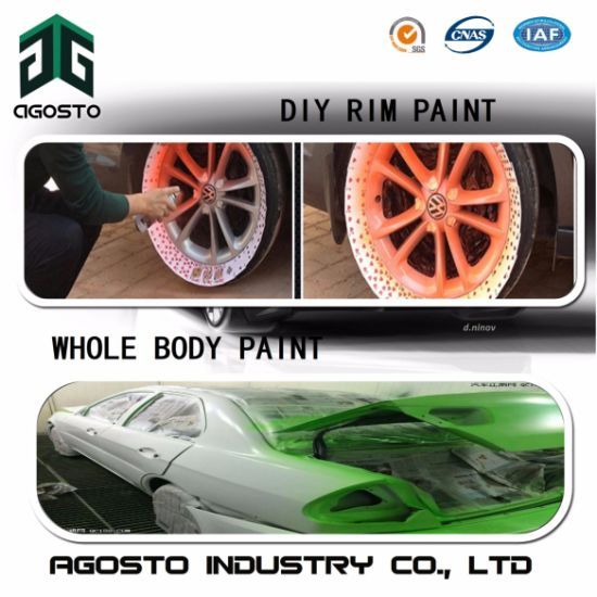 Anti-Corrosion Spray Paint for Auto Refinishing pictures & photos