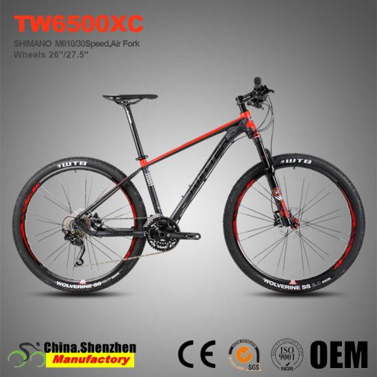 27.5er 26er Air Fork Hydraulic Brake High Quality Mountain Bike