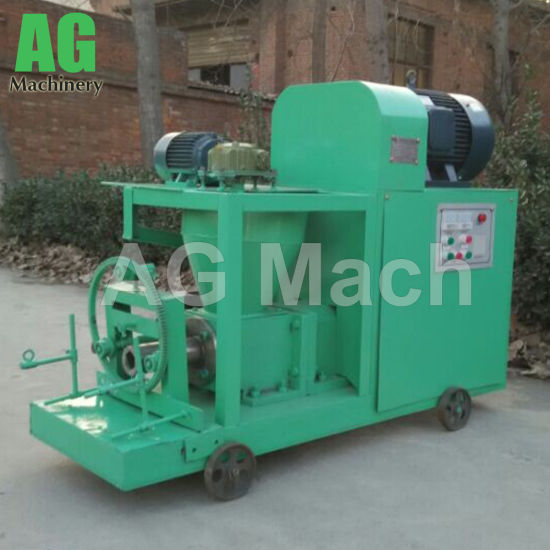 Factory Supply Multi-Shape Charcoal Powder Briquette Making Machine