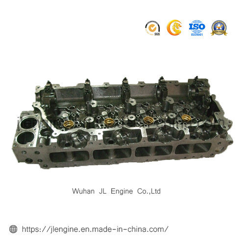 4HK1 Engine Spare Parts Cylinder Head of Block 8-98008-363-3