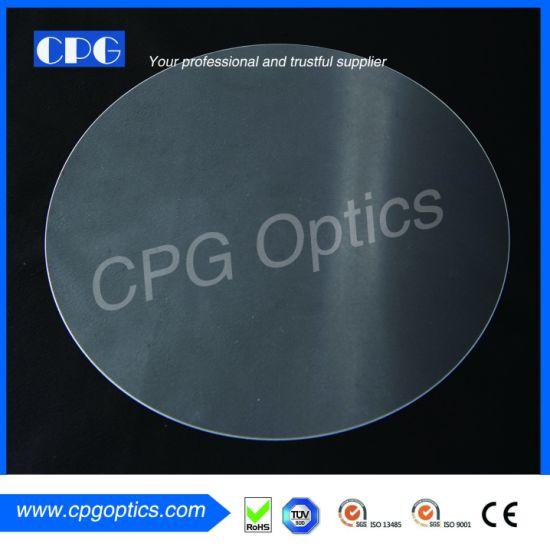 Dia37.5xt5mm Fused Silica Coated High Accuracy Optical Window