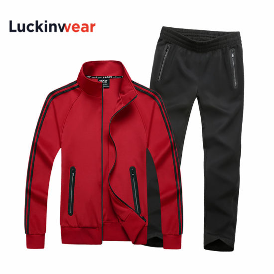 2019 fashion Custom High Quality Wholesale Football Matching Sports Soccer Training Tracksuits
