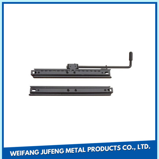 Steel/Aluminum Sheet Metal Stamping Brackets with Customized Service
