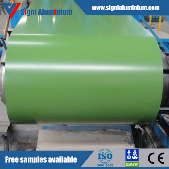 1100 PE Color Coated Aluminium Plate for ACP