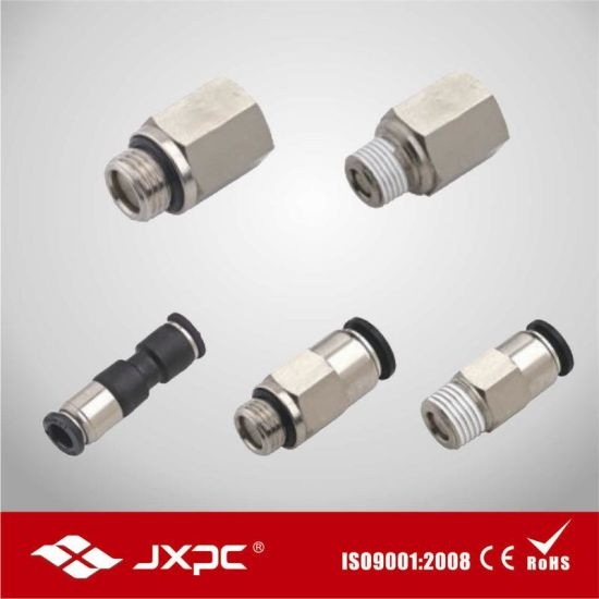 Jpl Pneumatic Tube Fittings pictures & photos