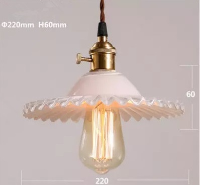 China American Style Antique Pendant Lighting Manufacturers
