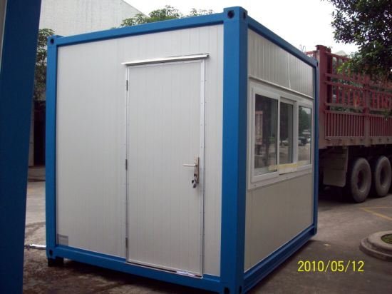 10FT Modular Container Ticket Room. pictures & photos