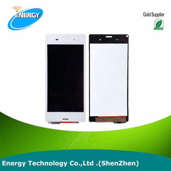 New Arrival for Sony Xperia Z3 D6653 Touch Screen LCD, for Sony Xperia Z3 Display, for Sony Xperia Z3 LCD + Digitizer Assembly