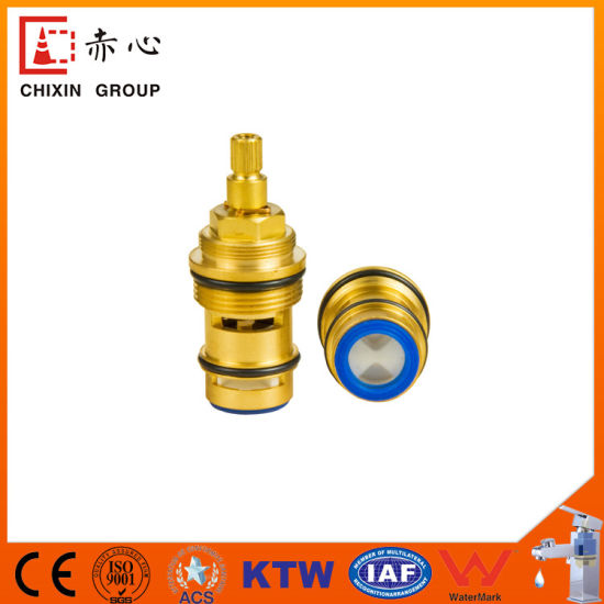 Brass Ceramic Disc Valve Cartridge pictures & photos