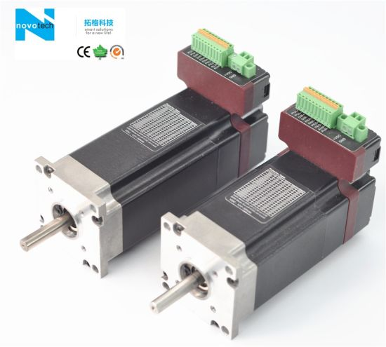 Integrated DC Servo Motor with Driver Built-in pictures & photos