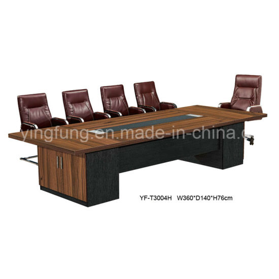 China Big Size Wooden Conference Table YFTH China Long - Big conference table