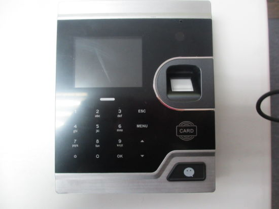 China Realand Biometric Attendance System Fingerprint Time