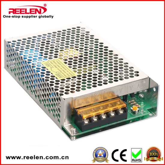 24V DC 2.1A 50W Regulated Switching Power Supply