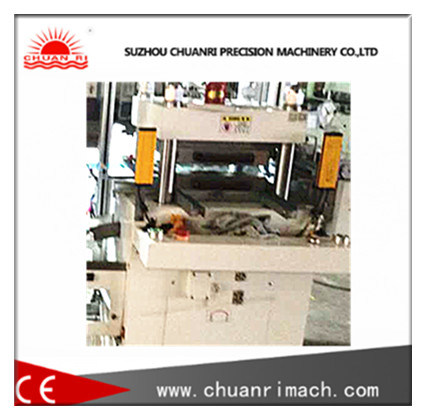 Stable Die Cut Pressure Asynchronization Gap Die Cuttting Machine with Touch Screen pictures & photos