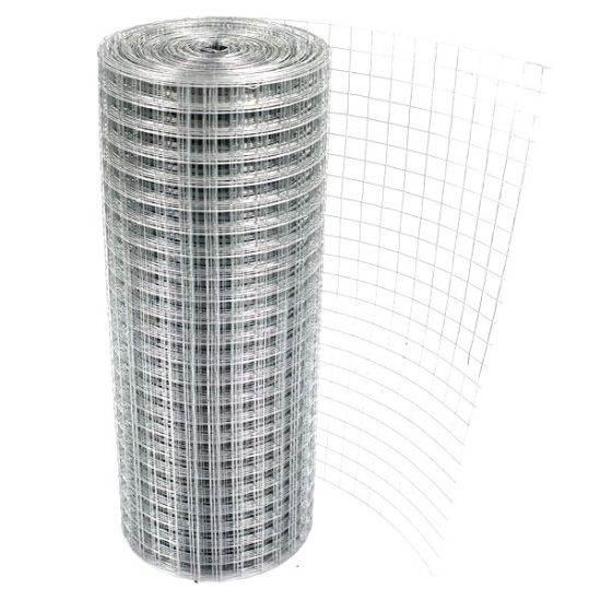 Galvanized Welded Wire Mesh Fabric China Supply pictures & photos